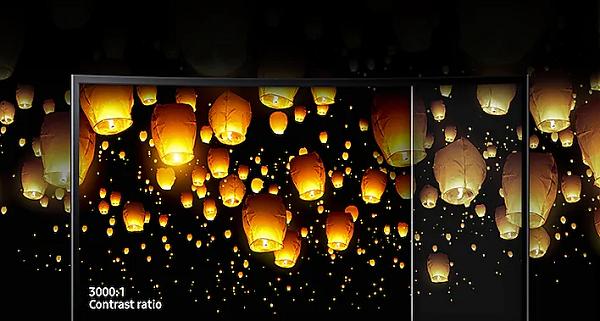 Samsung LS27F390 màn cong màu rực rỡ