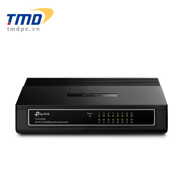 Switch TP Link 16 Port TL- SF 1016